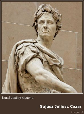 Gajusz Juliusz Cezar Twblogs